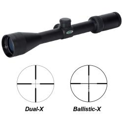 Weaver Kaspa 4-16x44mm Side Focus Hunting Riflescope