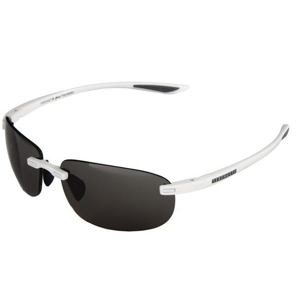Serengeti Sport Cielo Women's White Sunglasses