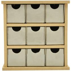 Kaisercraft Beyond The Page Mini Drawers MDF