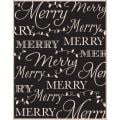 Hero Arts 'Merry Background' Mounted Rubber Stamps