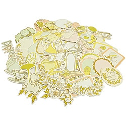 Kaisercraft 'Lil' Primrose' Collectables Die-Cuts