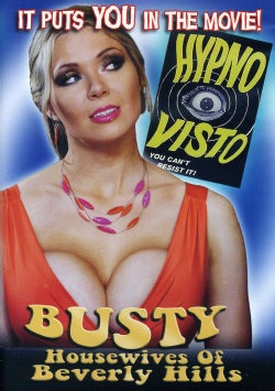 Busty Housewives Of Beverly Hills In Hypno-Visto (DVD)