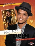 Bruno Mars: Pop Singer and Producer (Paperback)