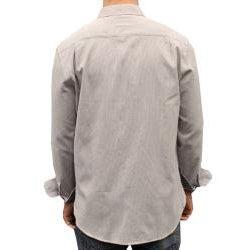 Something Strong Men's Purple Striped Shirt