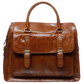 Steve Madden Bphilips Cognac Medium Satchel