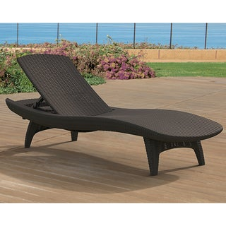 Mykonos Brown Loungers (Set of 2)