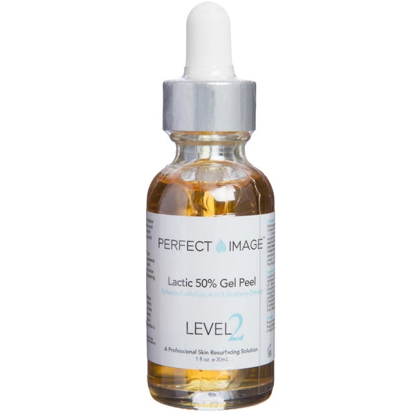 Perfect Image Lactic Acid Gel Peel with Kojic Acid and Bearberry Extract