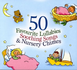50 FAVOURITE LULLABIES & SOOTHING SONGS - 50 FAVOURITE LULLABIES & SOOTHING SONGS