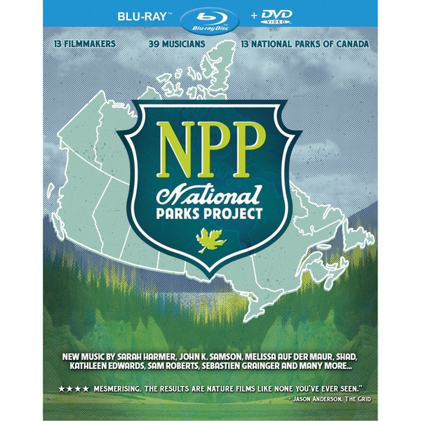 National Parks Project (Blu-ray Disc) 8878228
