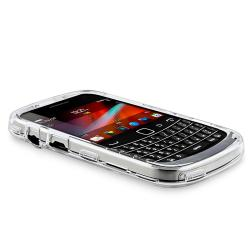 BasAcc Clear Crystal Case for BlackBerry Bold 9900/ 9930