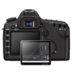 BasAcc Glass LCD Screen Protector for Canon EOS 40D/ 50D/ 5D Mark II