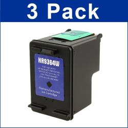 INSTEN 3-pack HP 98 C9364WN Ink Cartridge for HP 5940 (Remanufactured)