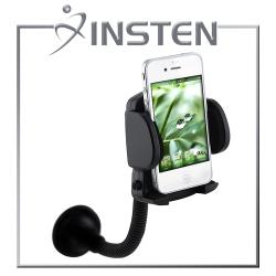 BasAcc Universal PDA Cell Phone iPhone Windshield Mount Holder