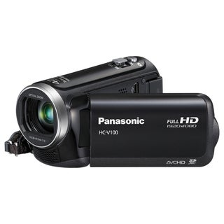 Panasonic HC-V100 Digital Camcorder - 2.7