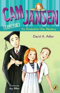 Cam Jansen and the Graduation Day Mystery (Paperback)