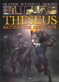 Theseus Battles the Minotaur (Hardcover)