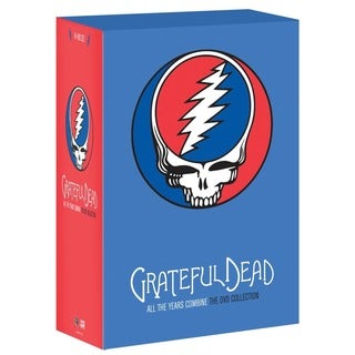 Grateful Dead - All The Years Combine: The DVD Collection (DVD)