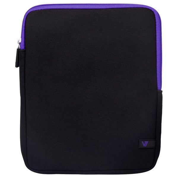 """V7 TD23BLK-PL-2N Carrying Case (Sleeve) for 10.1"""" Tablet PC, iPad - B"""