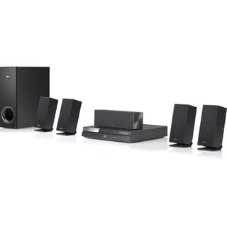 LG BH6720S 5.1 3D Home Theater System - 1000 W RMS - Blu-ray Disc Pla