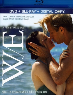 W.E. (Blu-ray/DVD)