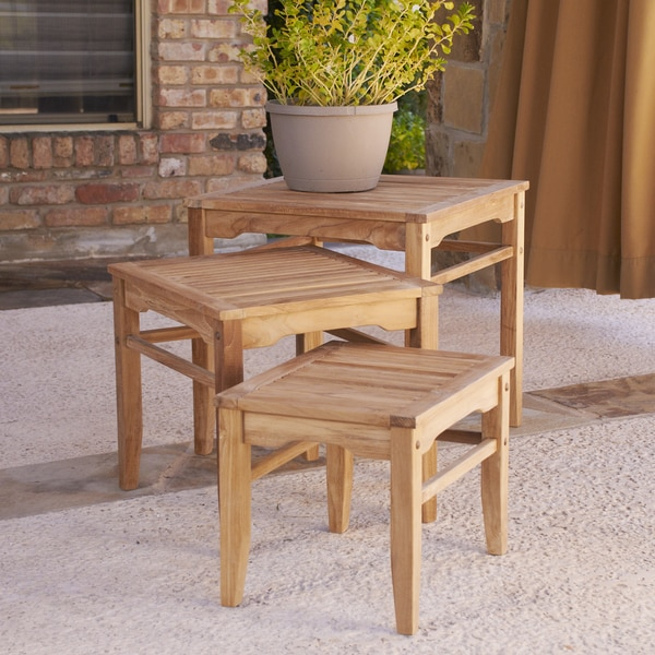Upton Home Odell 3-piece Nesting Table Set