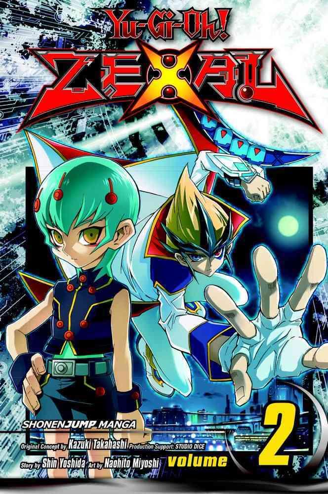 Yu-Gi-Oh! Zexal 2 (Paperback)