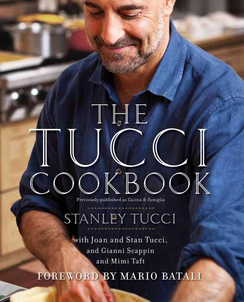 The Tucci Cookbook (Hardcover)