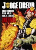 Judge Dredd: Inferno (Paperback)