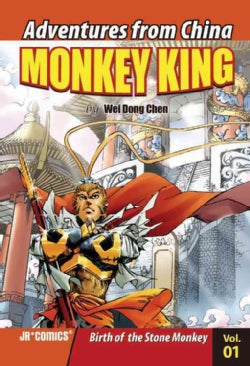 Monkey King 1: Birth of the Stone Monkey (Hardcover)