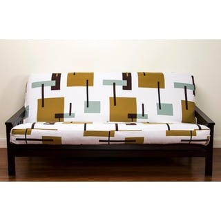 Reconstruction Polyester Full-size Futon Cover