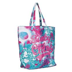 See By Chloe White Multicolored Oversized Tote