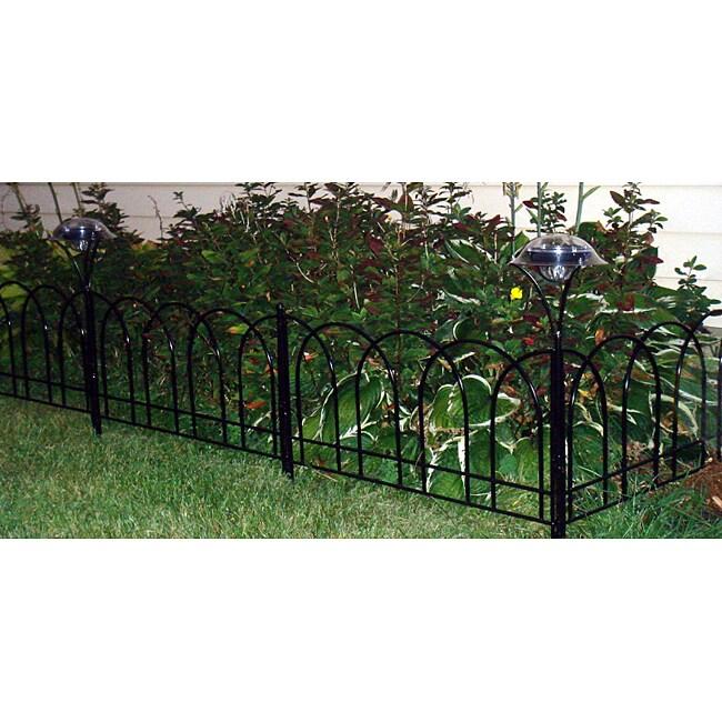 Basic Solar Fence