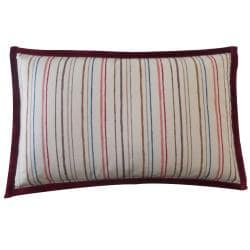 Jiti Pillows Alita Stripes Down Pillow