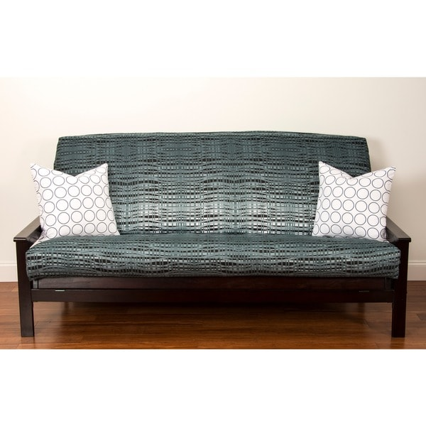 Interweave Polyester Queen size Futon Cover