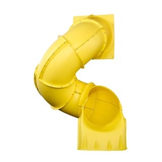 Swing-N-Slide 5-foot Yellow Turbo Tube Slide