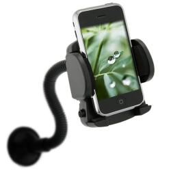 BasAcc PDA/ Phone/ iPhone/ iPod Vent and Windshield Car Mount