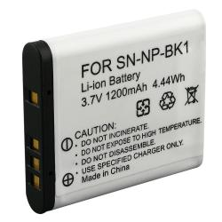 BasAcc Li-lon Battery for Sony NP-BK1