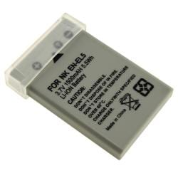 BasAcc Nikon EN-EL5 Li-ion Battery for Coolpix 3700, 4200 & 5200