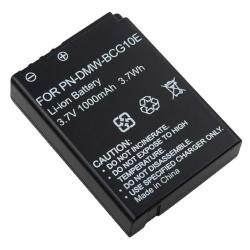 BasAcc Li-ion Decoded Battery for Panasonic DMW-BCG10E