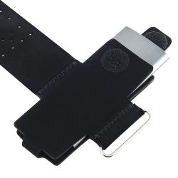 BasAcc Black Suede Armband for iPod Gen5 Nano