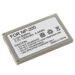 INSTEN Konica Minolta Dimage NP-200 Compatible Battery