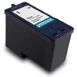 BasAcc Lexmark 1 Compatible Color Ink Cartridge (Remanufactured)