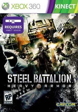 Xbox 360 - Steel Battalion: Heavy Armor