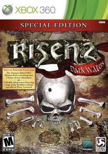 Xbox 360 - Risen 2: Dark Waters Special Edition