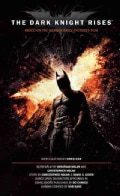 The Dark Knight Rises: The Official Movie Novelization (Paperback)