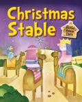 Build Your Own Christmas Stable (Board book)
