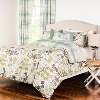 Ornamental Duvet Cover and Insert Set