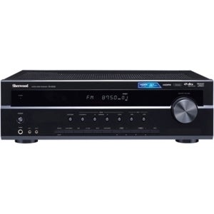 Sherwood RD-6506 A/V Receiver - 5.1 Channel - Black