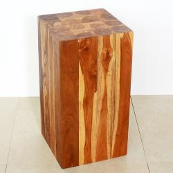 Oil-Finished Hollow Teak Block (Thailand)