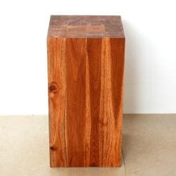 Handcrafted Hollow Teak Block (Thailand)